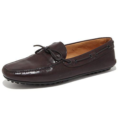 6565N mocassino CAR SHOE KUD marrone scarpe uomo loafer men [10]