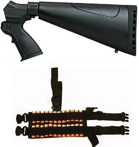 Ultimate Arms Gear Tactical Sporter Stealth Black Remington 870 12 Gauge Shotgun... by Ultimate Arms Gear