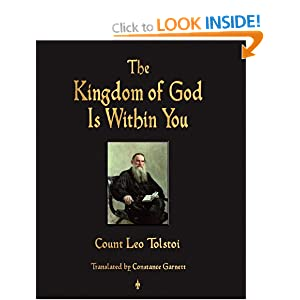 leo tolstoy the kingdom of god is within you pdf