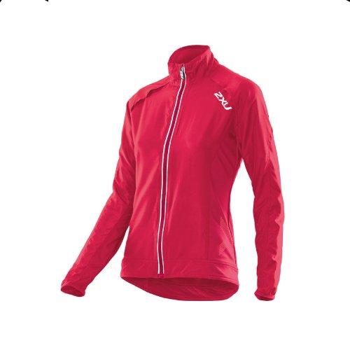 2XU Women's Orix Running Jacket - Pink