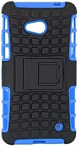 DMG Back Cover for Microsoft Lumia 640 (Blue)