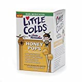 Little Remedies Honey Pops Lollipop, Natural Honey, 10 Count