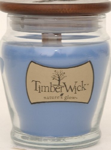 TimberWick Tropical Waterfall Soy Candle