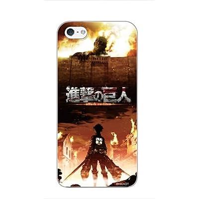 進撃の巨人 iPhone5ケース 巨人ver