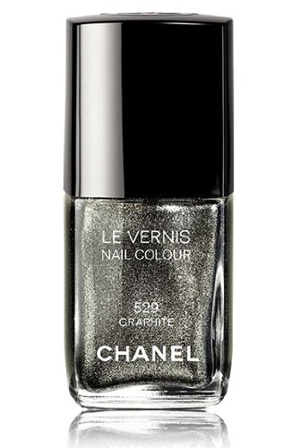 Chanel Le Vernis Nail Colour 529 Graphite Fall 2011 Collection