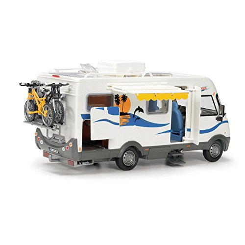 Dickie Toys Holiday Camper Vehicle