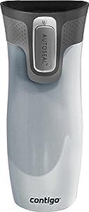 West Loop Mug Portable Polar White Stainless Steel