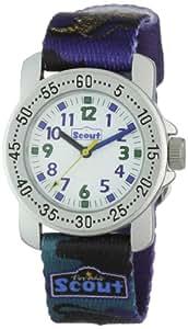 Scout Kinder-Armbanduhr Action Boys Analog Quarz 280376016