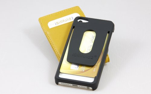 Best Price iPhone 5 Credit Card Case & Attachable Leather Wallet