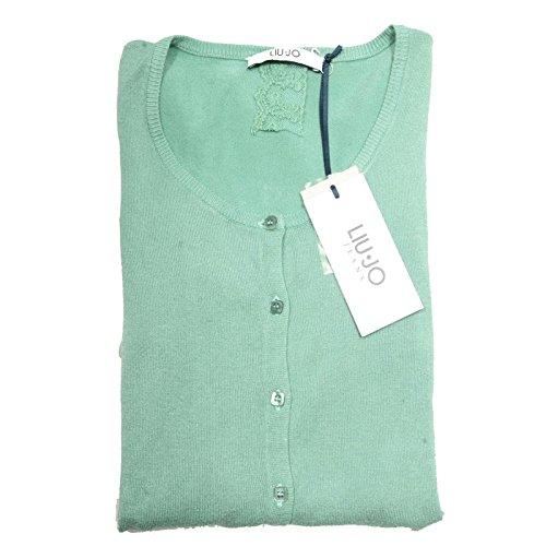 85041 maglione LIU JO JEANS VISCOSA MANICA LUNGA maglia donna sweater women [XS]