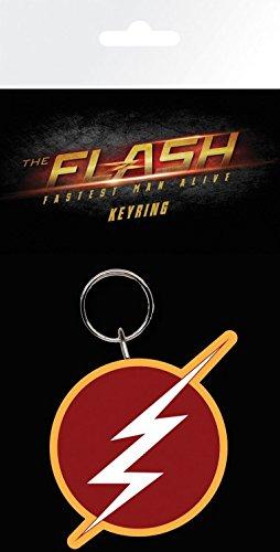 The Flash - Logo Portachiave (15 x 7cm)
