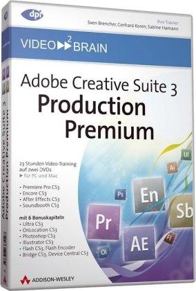 adobe creative suite video editing