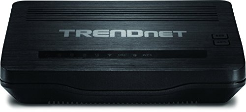 TRENDnet N150 Wireless ADSL 2+ Modem Router TEW-721BRM
