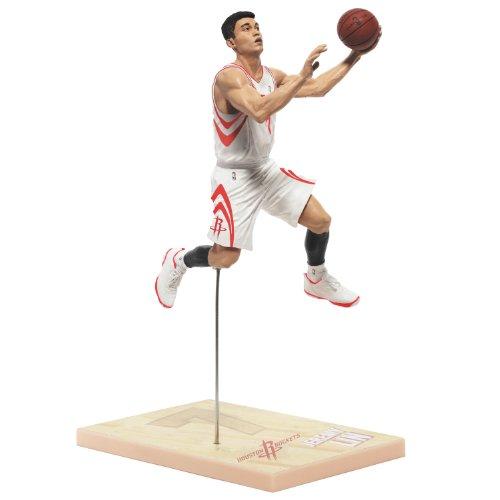 NBA Houston Rockets McFarlane 2012 Series 21 Jeremy Lin Action Figure (Jeremy Lin compare prices)