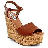 Steve Madden Women's Korkey Wedge Sandal