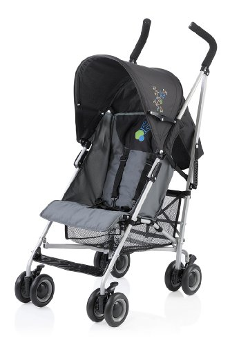 Bebidoo by Knorr 82203 Litte Star Buggy, anthrazit