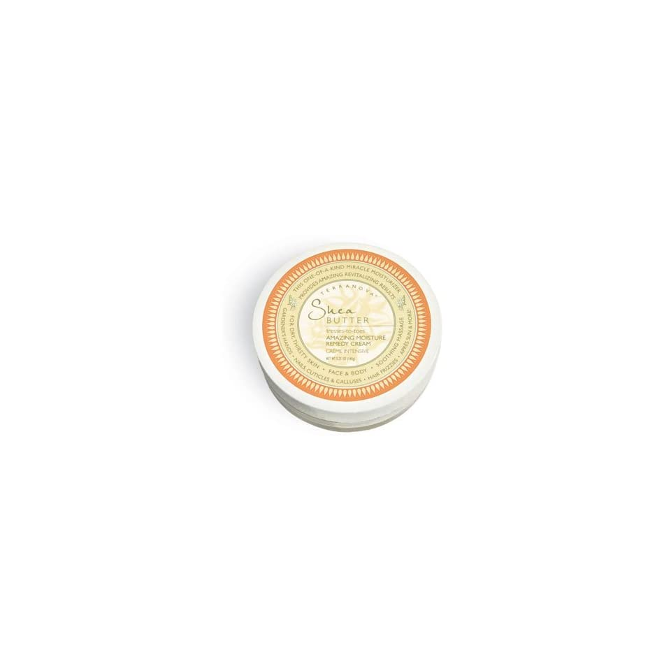 Terra Nova Tresses to Toes Shea Butter Cream