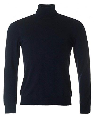 j-lindeberg-uomo-sargon-vero-merino-collo-in-maglia-blu-medium