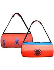 KVG Combo Gym Bag Pack Of 2 - B01LNV18KU