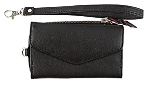 DooDa PU Leather Case Cover For Lava Iris 450 Colour+