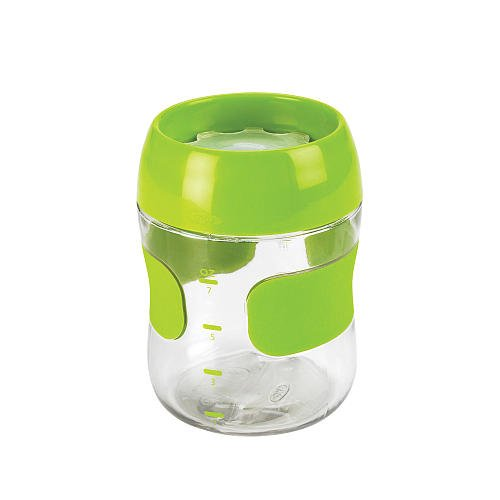 OXO Tot Training Cup, Green, 7 Ounce (Tilty Cup compare prices)