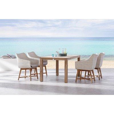 BEST-95150006-Tischgruppe-5-teilig-Paterna-und-Moretti-160-x-90-cm-mehrfarbig