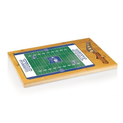 Ncaa Duke Blue Devils Football Field Icon Cheese Set (3-Piece) Teamname: Duke Blue Devils (Football) Home & Kitchen