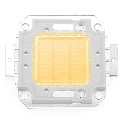 20W Warm White Led Ic High Power Outdoor Flood Light Lamp Bulb Beads Chip Diy