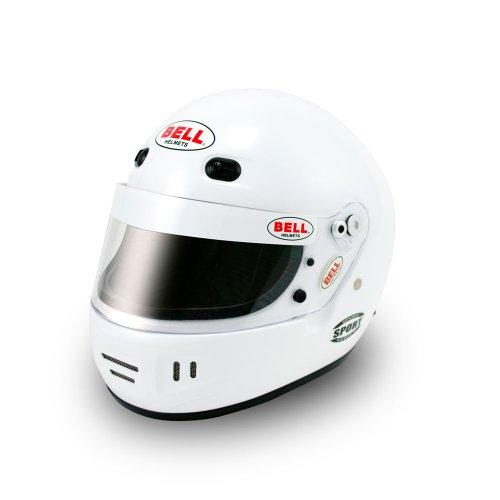 Bell 2022092 Sport White X-Large SA10 Helmet