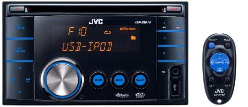 Jvc Kw-Xr610 4 X 50 Watts Usb/Cd Receiver