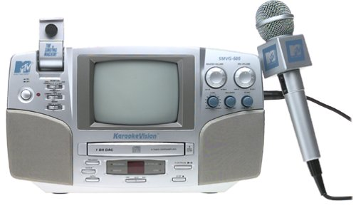 Karaoke System w/ Screen & Camera (Karaoke Machine With Camera compare prices)