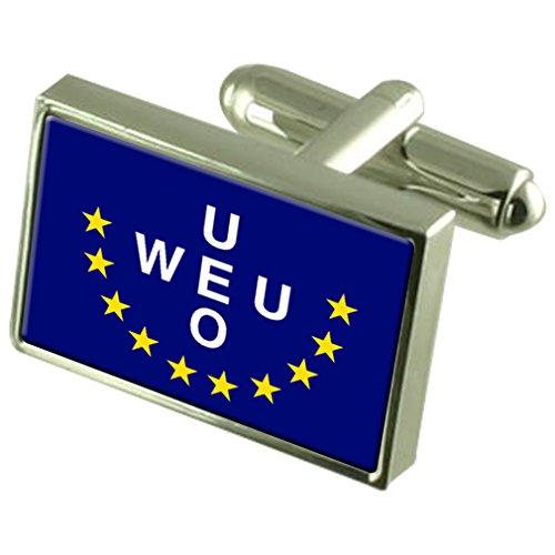 western-union-europeenne-boutons-de-manchette-drapeau-avec-select-pochette-cadeaux