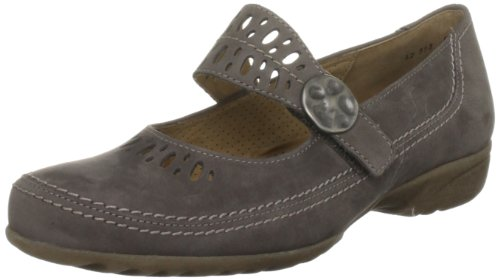 Gabor Women's Candid Nubuck Fumo Mary Jane 42.518.31 5.5 UK