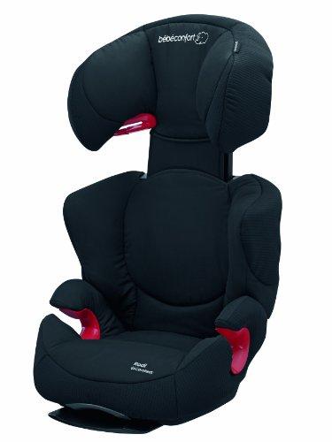 Bébé Confort Seggiolino auto Rodi AirProtect Gruppo 2/3 (15-36kg), Total Black