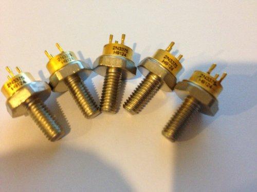 2N3375 Rf Power Transistors And Microwave