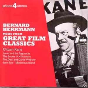Bernard Herrmann Bernard Herrman Bernard Hermann Tony D