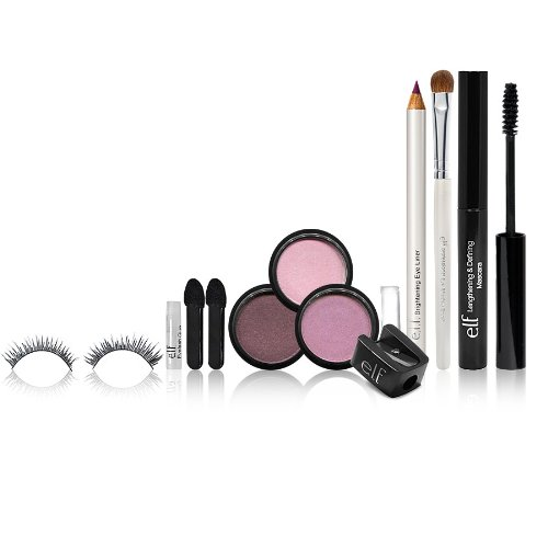 E.L.F. Cosmetics Large Get The Look Set, Purple
