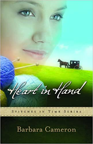 Heart in Hand: Stitches in Time Series - Book 3