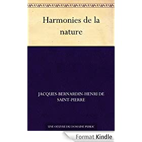Harmonies de la nature