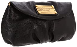 Marc by Marc Jacobs Classic Q Karlie Clutch Black One Size