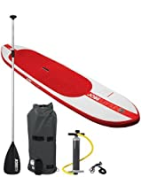 Jobe Inflatable Stand-Up Paddleboard SUP with Pump, Paddle & Repair Kit from Jobe