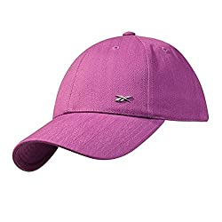 Reebok Metal Badge Cap Purple