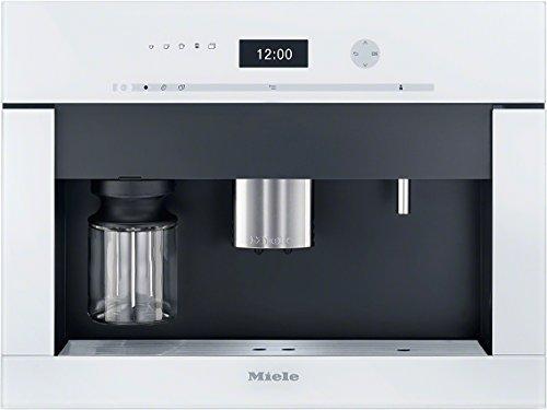 9521960 CVA6401 Brillantmit Bohnenmahlwerk / Einbau-Kaffeevollautomat, weiß