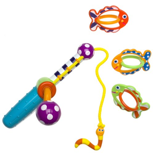 Sassy Hook, Line & Linkers - Buy Sassy Hook, Line & Linkers - Purchase Sassy Hook, Line & Linkers (Sassy, Toys & Games,Categories,Activities & Amusements,Bath Toys)