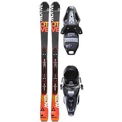 Buy Fischer Motive 74 Powerrail Skis w  RS 10 Powerrail Bindings Mens by Fischer