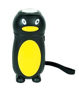 Amazon.com: Penguin Hand Crank Flashlight: Toys & Games