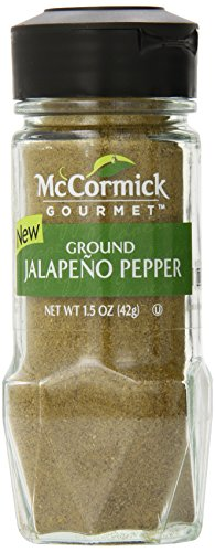 McCormick Gourmet Ground Jalapeno Pepper, 1.5 Ounce