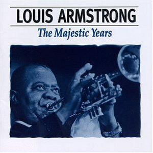 Louis Armstrong - Majestic Years - Zortam Music