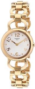 Tissot Damen-Armbanduhr Classi-T Edelstahl T0290093303700