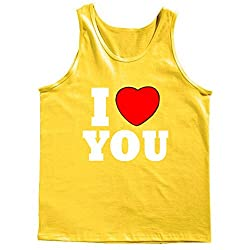 I Love You Tank Top